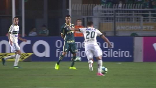 Cuca e jogadores do Palmeiras divergem sobre utilização do árbitro de vídeo