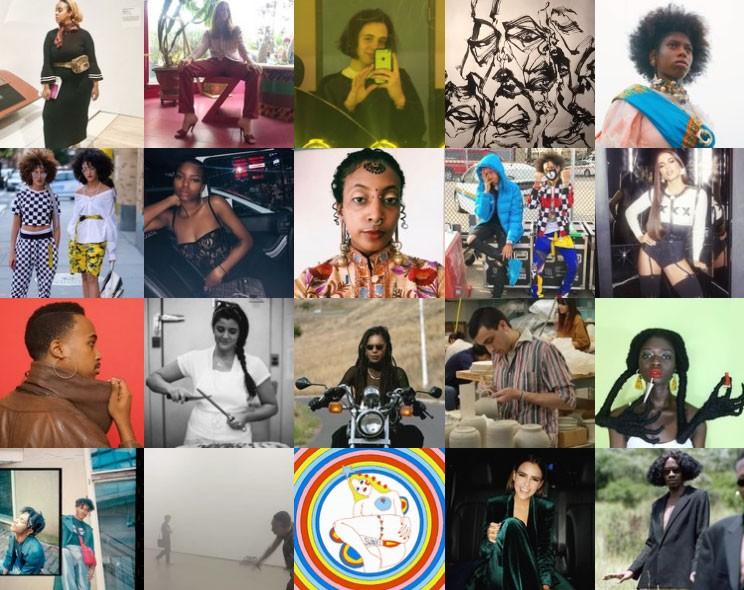 Top 100 VogueWorld elenca talentos criativos de projeção global (Foto: Divulgação)