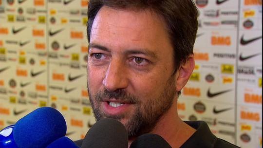 Diretor do Corinthians explica negociações por Arana, Luan, Ramires, Romero e Vagner Love