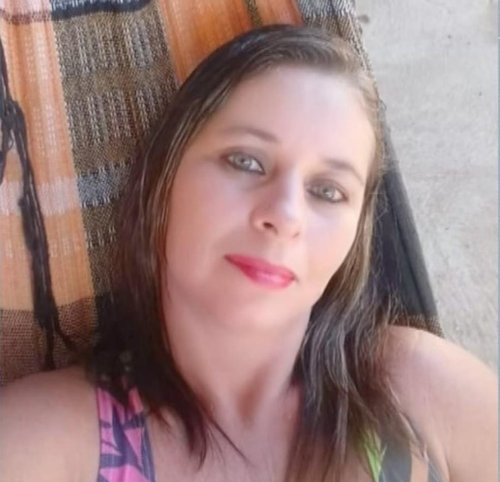 Simone Ferreira estava desaparecida há 18 dias — Foto: TVCA/Reprodução