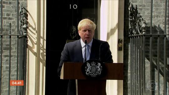 Novo primeiro-ministro britânico começa a montar a equipe de trabalho