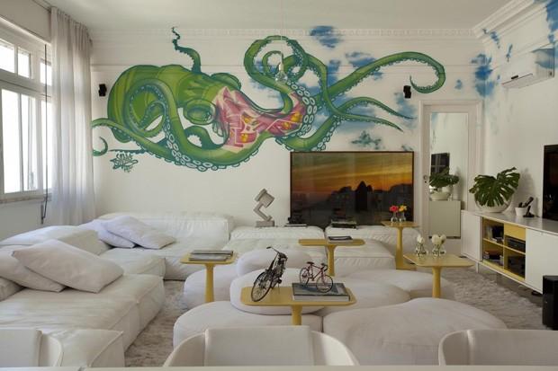12 ideias de como usar grafite na decoração (Foto: Divulgação)