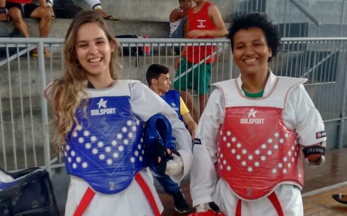 Campeonato Estadual de Para-Taekwondo - RN (Foto: Divulgação)