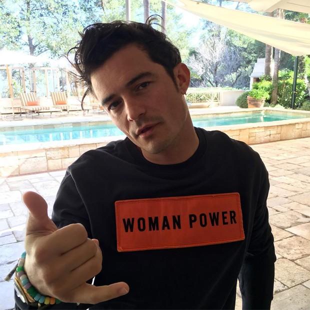 Orlando Bloom (Foto: Reprodução / Instagram)