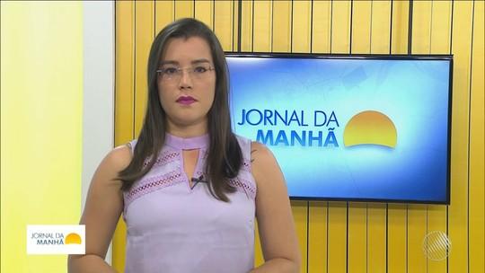 JM - TV São Francisco - 19/04/2019