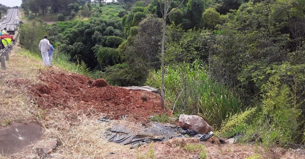Corpo de Bombeiros foram acionados para atender ocorrência em Garça — Foto: Corpo de Bombeiros/Divulgação