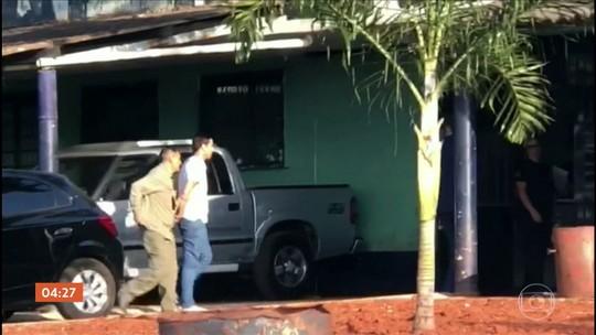 PMs são presos acusados de fazer parte de quadrilha no RJ