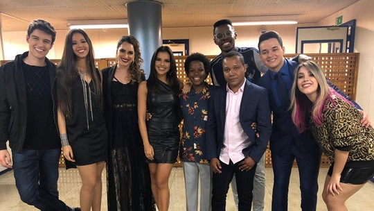 Mariana Rios revela que Lais Yasmin cantou 17 vezes no próprio casamento