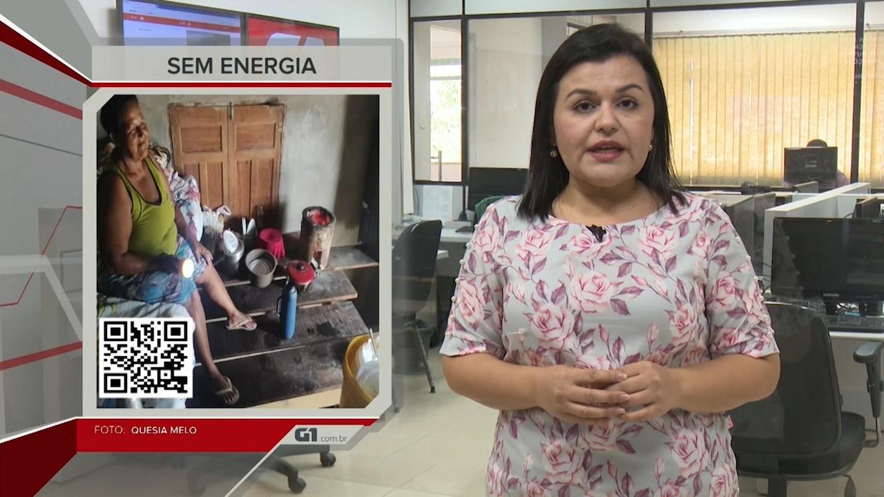G1 no JAC1: prefeitura retira 3,2 mil toneladas de entulho de bairros em Tarauacá