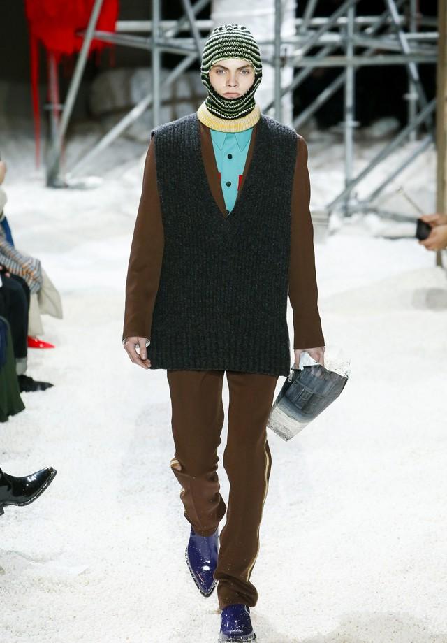 Look Calvin Klein (Foto: Digulgação)