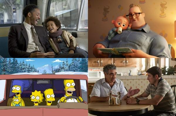 Os pais do cinema e da TV (Foto: Divulgação)