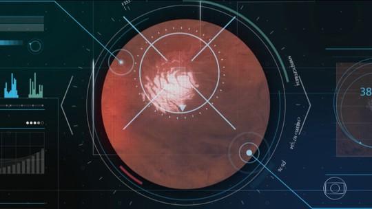 Destaque: Marte tem água em estado líquido, anuncia agência europeia