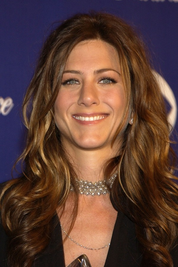 Jennifer Aniston, winner for Favorite Female TV Performer  (Photo by KMazur/WireImage) (Foto: WireImage)