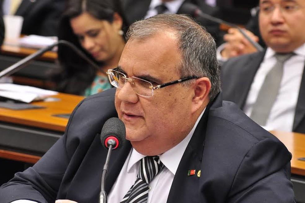 Deputado federal Rômulo Gouveia morreu aos 53 anos, em Campina Grande (Foto: Assessoria/Rômulo Gouveia/Divulgação)