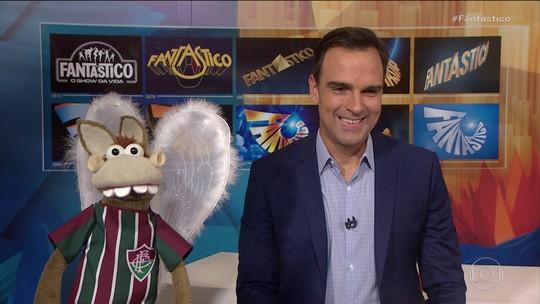 Cavalinho do Flu volta a sorrir após vitória sobre o Corinthians; veja