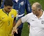 Jogo entre Brasil e Holanda | AP