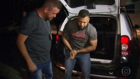 Traficante chega ao Rio após ser preso e expulso do Paraguai