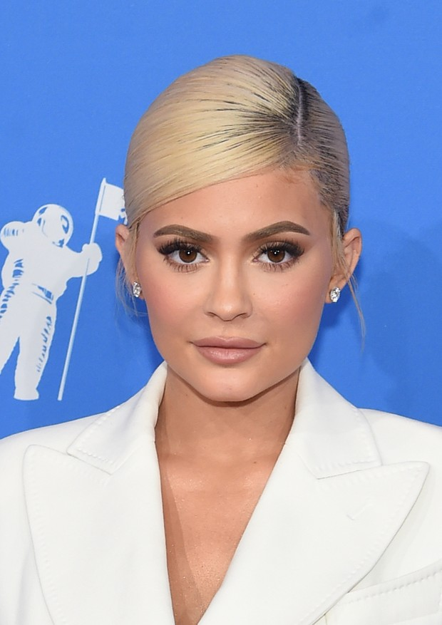 NEW YORK, NY - AUGUST 20:  Kylie Jenner attends the 2018 MTV Video Music Awards at Radio City Music Hall on August 20, 2018 in New York City.  (Photo by Jamie McCarthy/Getty Images) (Foto: Getty Images)