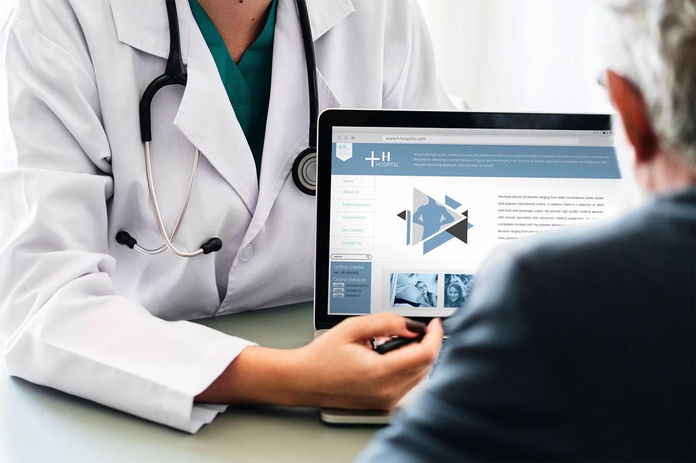 O que pode ser perguntado pelo aplicativo de mensagens ao médico? (Foto: rawpixel.com/Pexels)