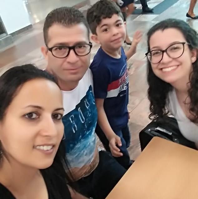 Família de Uruguaiana tenta voltar da Palestina após fechamento de fronteiras devido à Covid-19