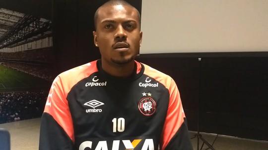 Contra o Inter, Marcelo pode voltar à posição onde viveu auge no Atlético-PR