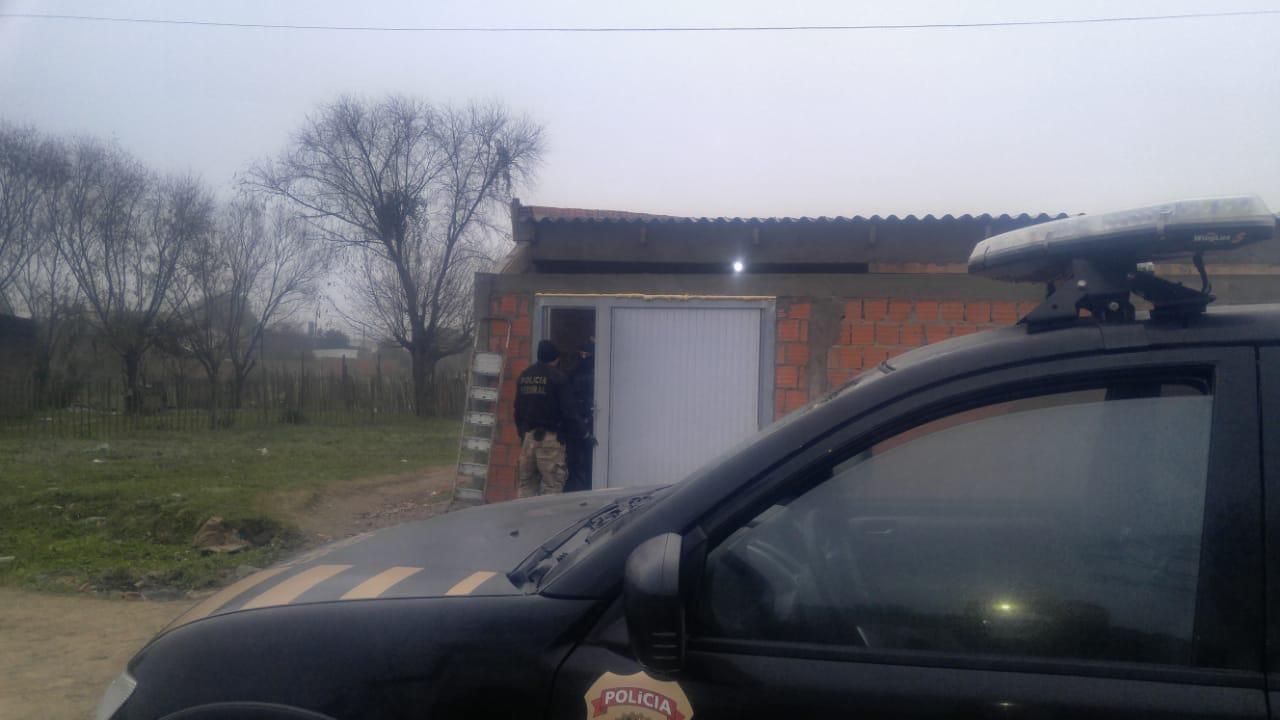 PF cumpre mandados contra grupo investigado por planejar atentado a policiais federais no Sul do RS - Notícias - Plantão Diário