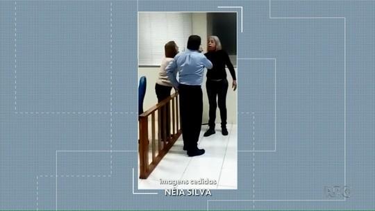 Ex-prefeito teria quebrado celular de moradora que filmava sessão em Câmara de Santa Fé