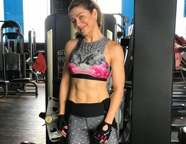 Karina Lucco (Foto: Reprodução)