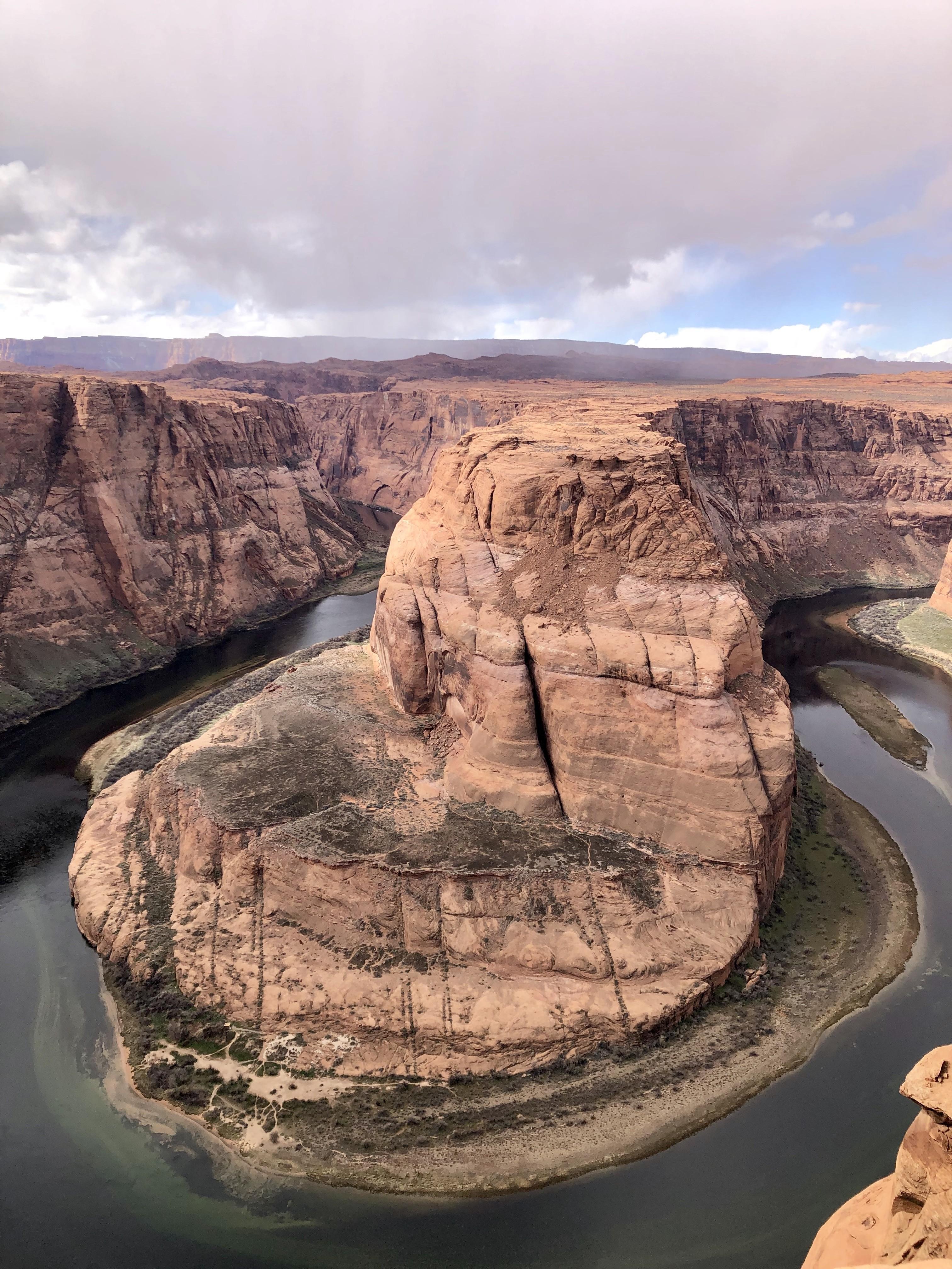 O Grand Canyon (Foto: Marilia Maraciulo)