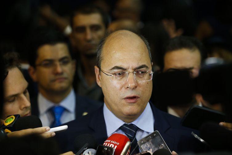O governador do Rio de Janeiro, Wilson Witzel (Foto: Tomaz Silva/Agência Brasil)
