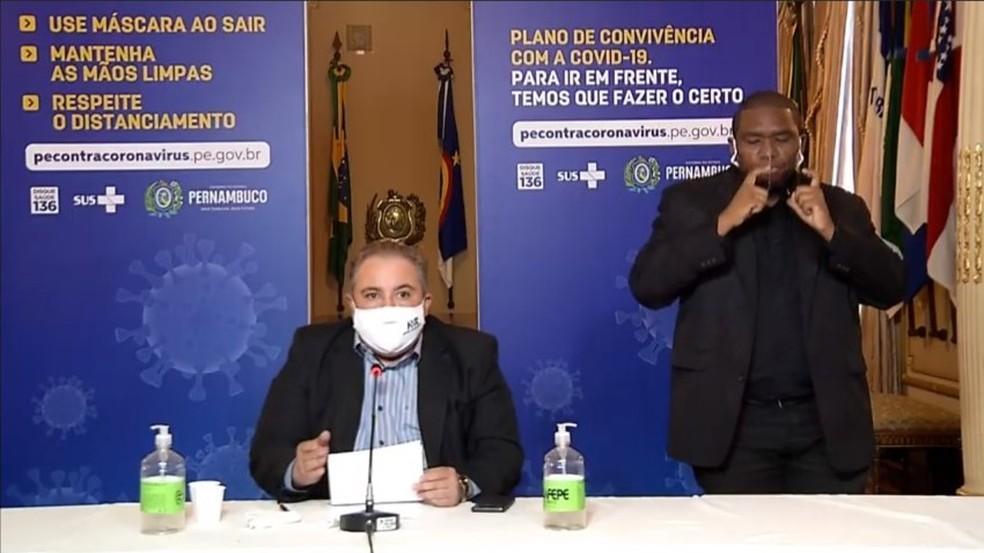 Pernambuco anuncia reabertura de 70 leitos de UTI e enfermaria para doentes  com Covid-19 na rede pública | Pernambuco | G1