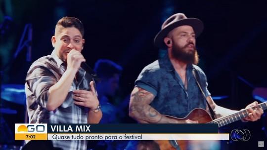 Jorge e Mateus ressaltam participação de artistas fora do sertanejo no Festival Villa Mix: 'Mistura de ritmos só faz bem'