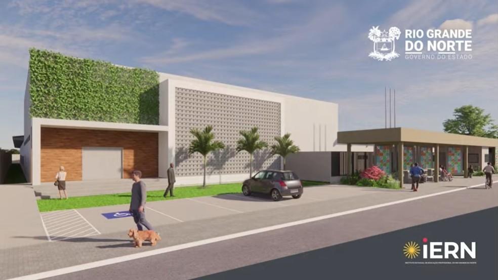 Governo do RN anuncia criação de Instituto Estadual de Educação Profissional, Tecnologia e Inovação — Foto: Reprodução
