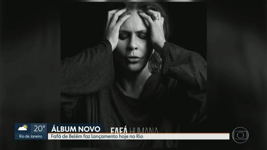 Fafá de Belém lança o novo álbum: Humana