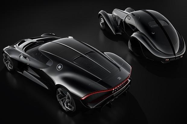 Bugatti La Voiture Noire (Foto: Divulgação)