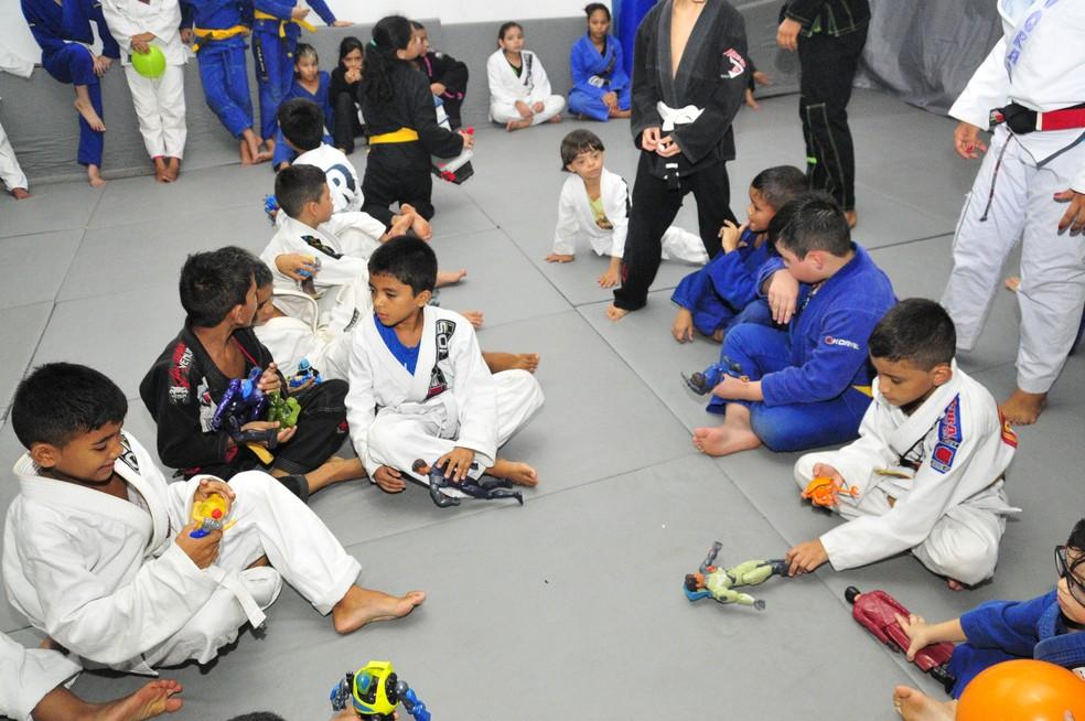 Evento será disputado entre ciranças (Foto: Mauro Neto/Sejel)