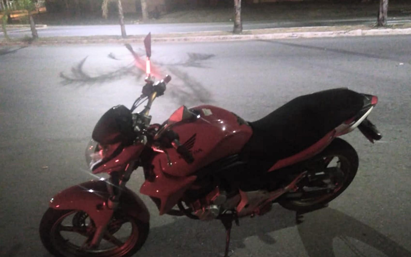 Motociclista morre após bater em outra moto em cruzamento do Jardim Europa, em Goiânia