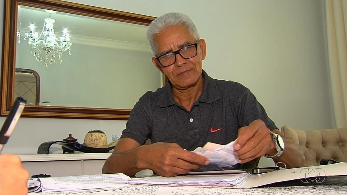 Golpistas usam dados de CNH de motorista goiano para fazer dívidas que já passam de R$ 130 mil