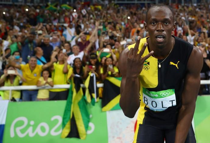 Bolt; 4x100 metros (Foto: Reuters)