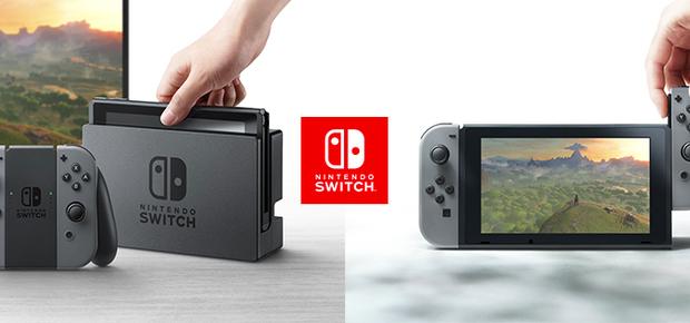 Nintendo Switch  (Foto: Reprodução/Facebook/Nintendo)