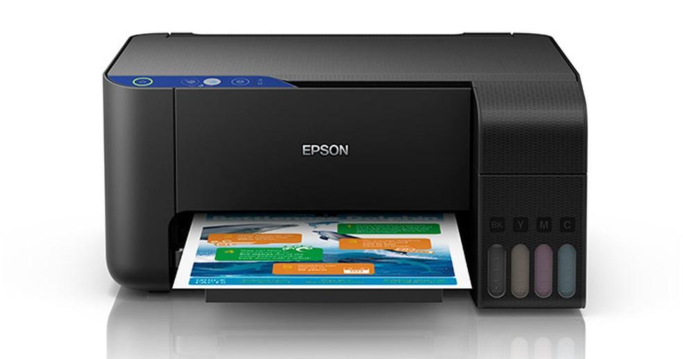 Impressora Epson tanque de tinta: veja modelos com melhor custo-benefício