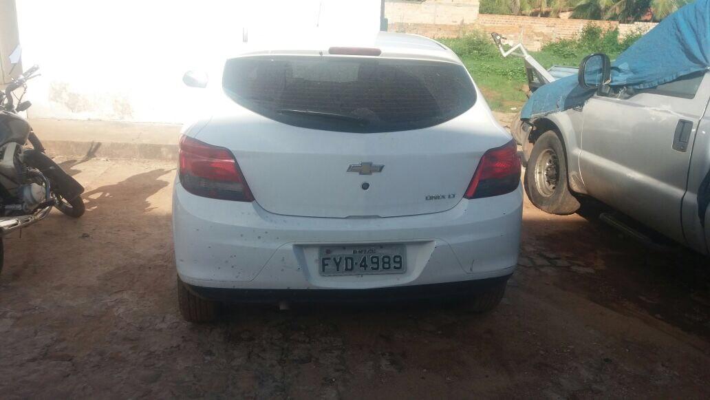 Polícia Rodoviária Federal recupera veículo roubado no Maranhão