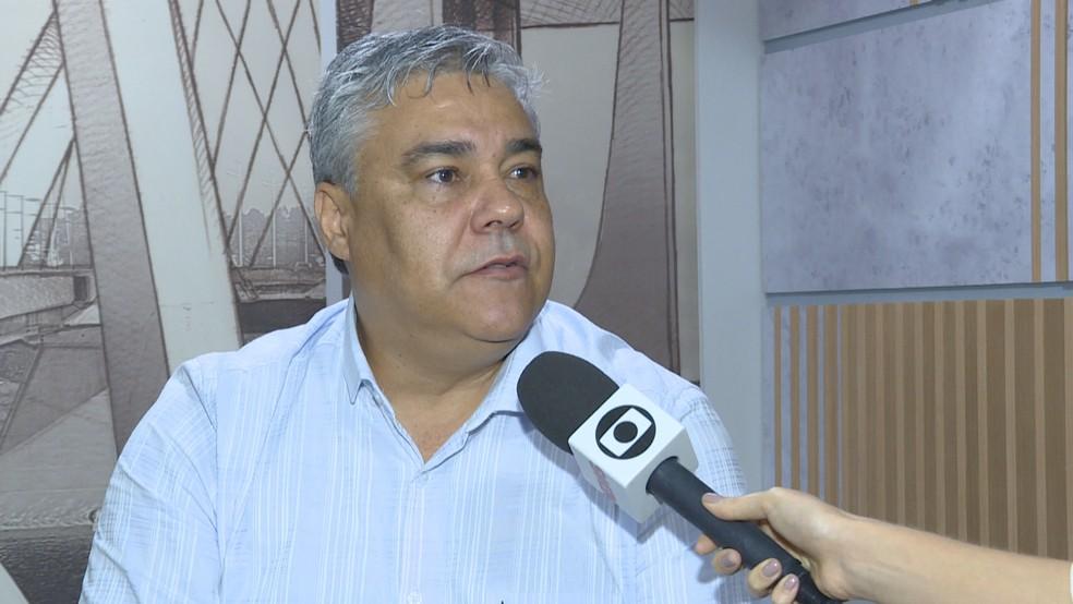 O superintendente de obras da Agefis, Marco Antônio Ferreira — Foto: TV Globo/Reprodução