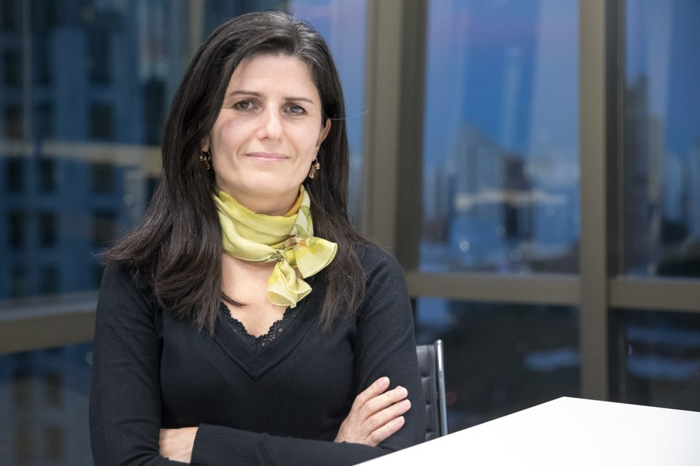 Zeina Latif, economista-chefe da XP Investimentos — Foto: Fabio Tito/G1