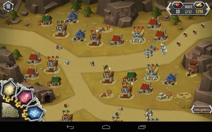 Game de estratégia possui missões incríveis e muitas fases para desbloquear (Foto: Divulgação)