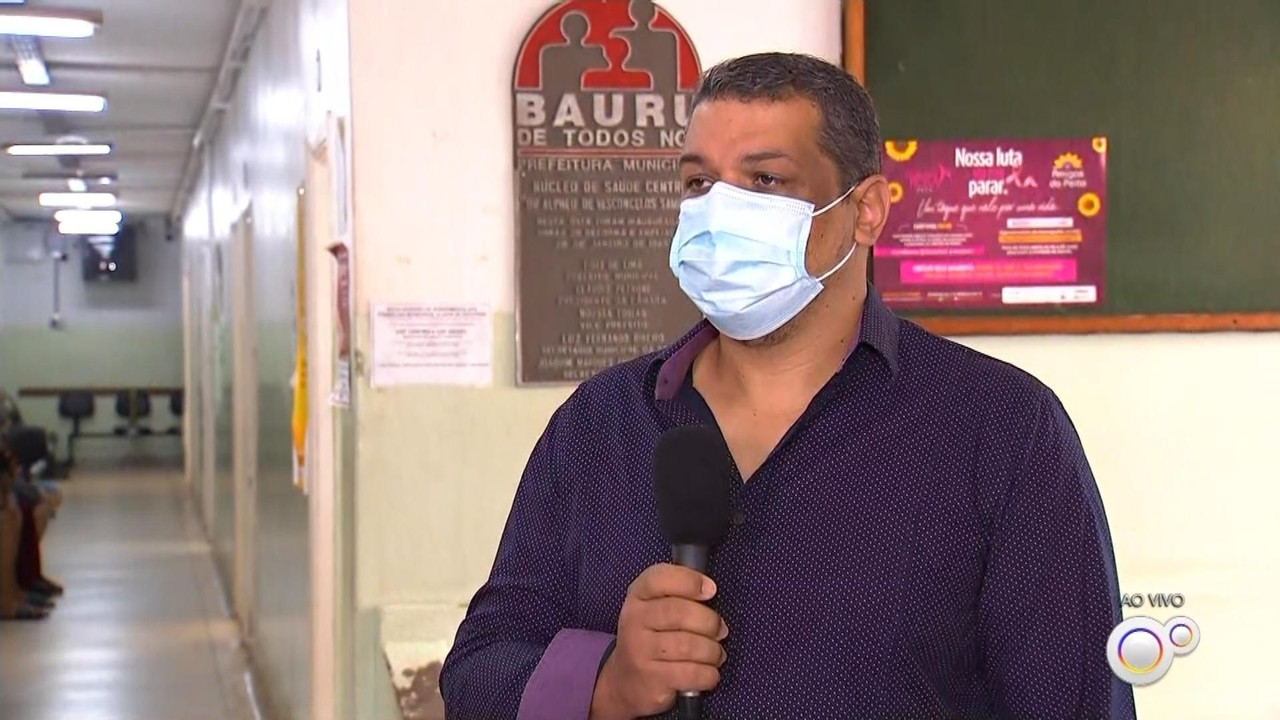 Cobertura vacinal está abaixo da meta e preocupa autoridades em Bauru