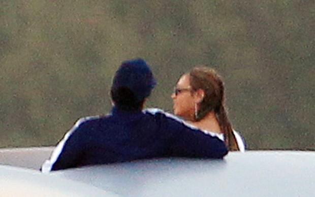 Beyoncé e Jay-Z (Foto: Grosby Group)