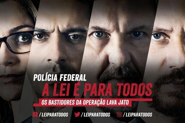 Filme sobre a Lava-Jato chegará hoje à marca de um milhão de espectadores | Ancelmo - O Globo