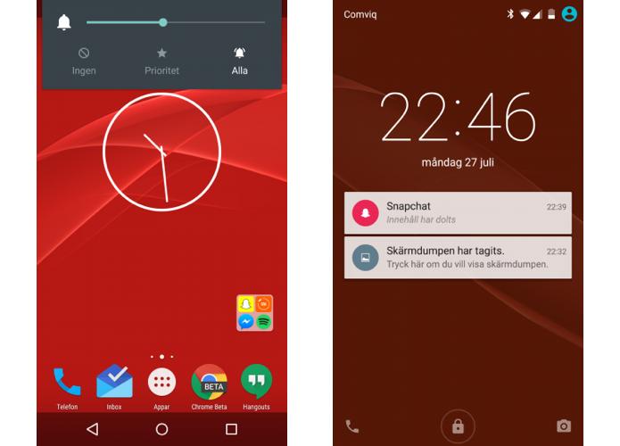 Sony prepara customização com visual do Android puro (Foto: Reprodução/XDA Developers)