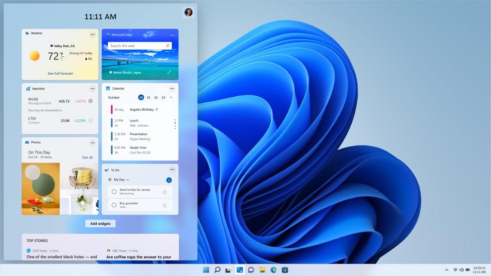 Novo Windows deve chegar como atualização para a maioria dos usuários — Foto: Divulgação/Microsoft